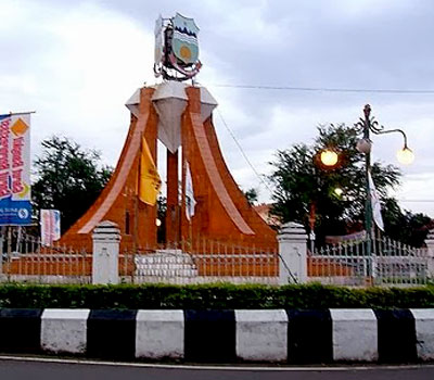 Visiting Garut City in West Java Province, Indonesia